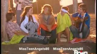 Teen Angels  Mar canta Hay un lugar
