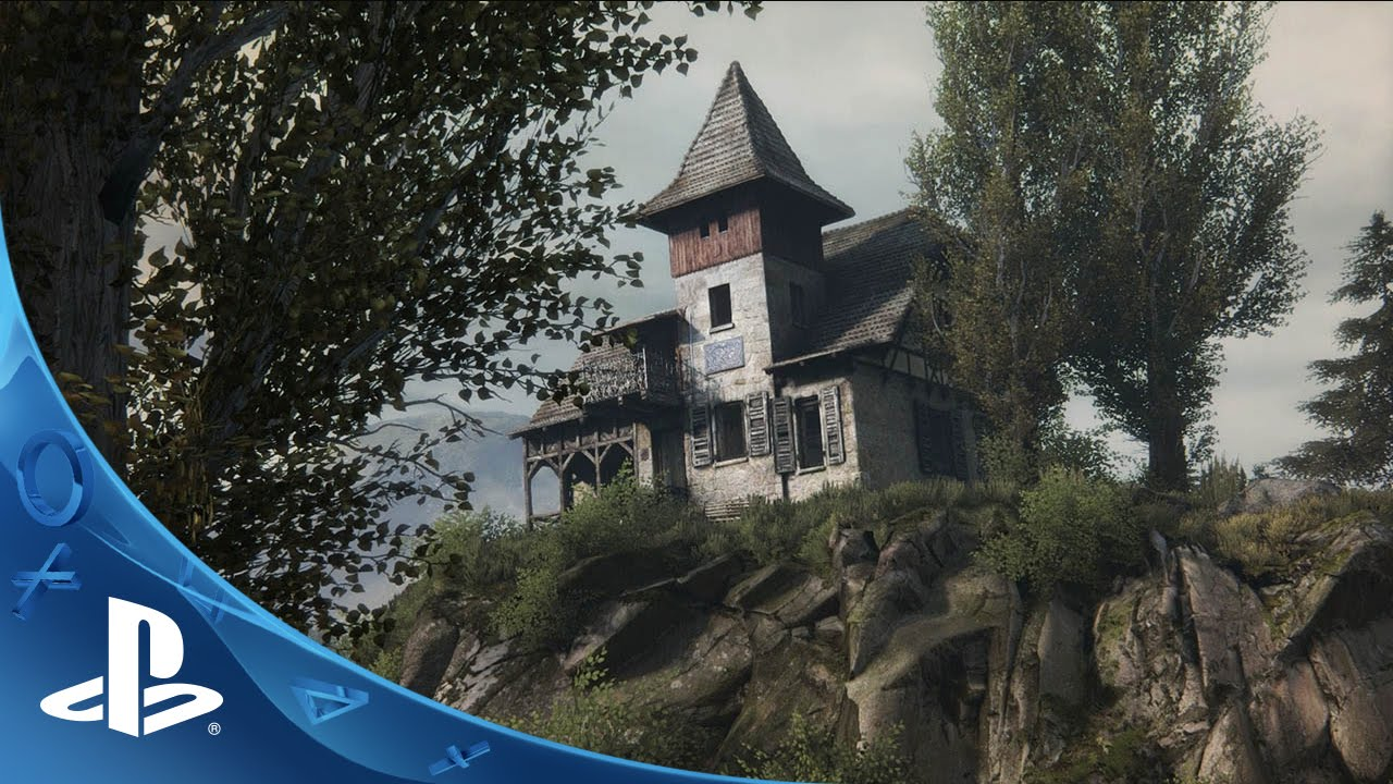 The Vanishing of Ethan Carter Hits PS4 on July 14th