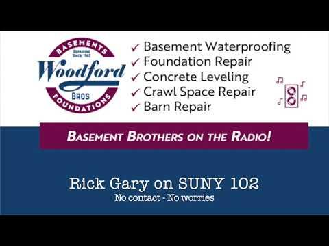Rick Gary talking about No Contact - No Worries