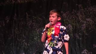 Ryan Wildflower Festival Budding Talent Contest 2017