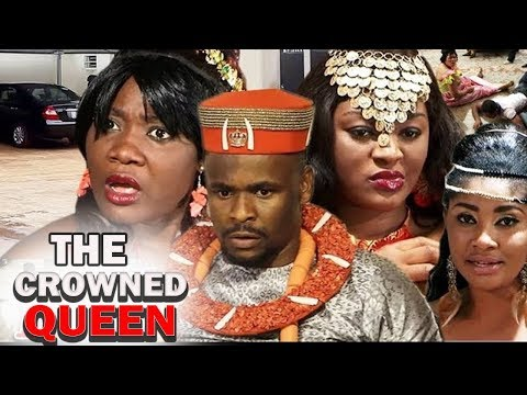 The Crowned Queen - Mercy Johnson 2019 Latest Nigerian Nollywood Movie Full