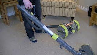 Vax Air Revolve Pet Vacuum Cleaner Demonstration & Review
