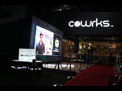 Launch of Cowrks