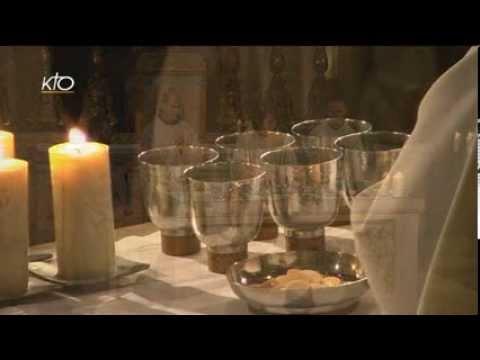 Vêpres et Eucharistie du 1er mars 2014