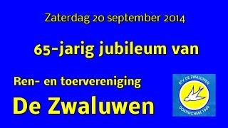 65-jarig jubileum RTV de Zwaluwen