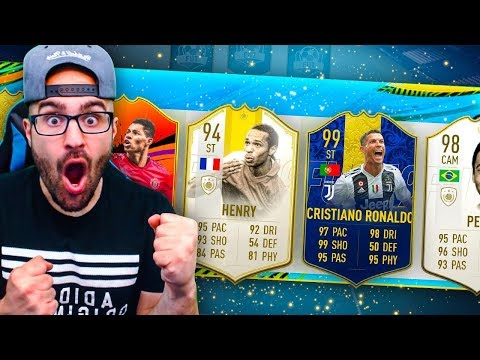 WOW THIS DRAFT IS SUPER BROKEN!  #FIFA19 Ultimate Team Draft to Glory
