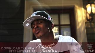 """August Alsina- """"You're My Baby"""" (Acura Integurl) [Frank Ocean Acoustic Cover] Official Video"""
