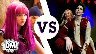 Descendants VS Zombies SONGS! My Year, Rotten to the Core, & MORE! | Dream Mining