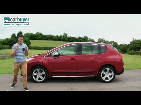 Peugeot 3008 MPV (2009-2013) review - CarBuyer