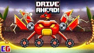 ОХ УЖ ЭТИ БЕЗУМНЫЕ ЗАДАНИЯ! Новые БИТВЫ ТАЧЕК в игре Drive Ahead от Cool GAMES