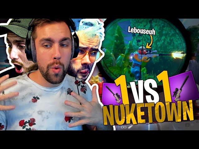 Nuketown Sniper