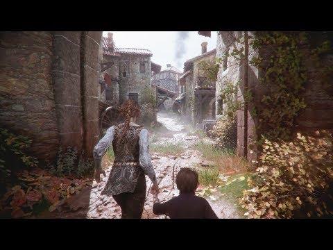 NA ÚTĚKU! - A Plague Tale: Innocence  | #2