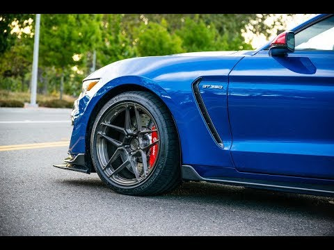 Shelby GT350 New Forged Wheel Shopping Choices