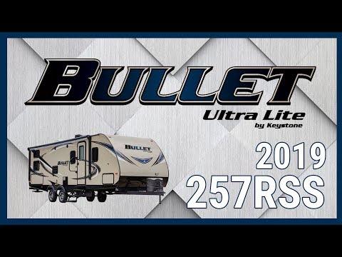 2019 Keystone Bullet 261RBS Travel Trailer RV For Sale