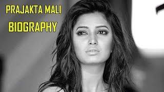 Prajakta Mali - Biography