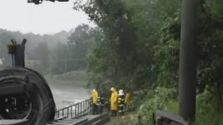 Povodně Česká Ves