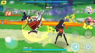 Honkai Impact 3 SEA   How I Kill Kallen [Urgent Mission Boss Lv.27 OpenWorld Samsara]