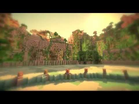 OFFICIAL MCSG MAP] The Hunger-Games ~ The Overgrown Arena Minecraft