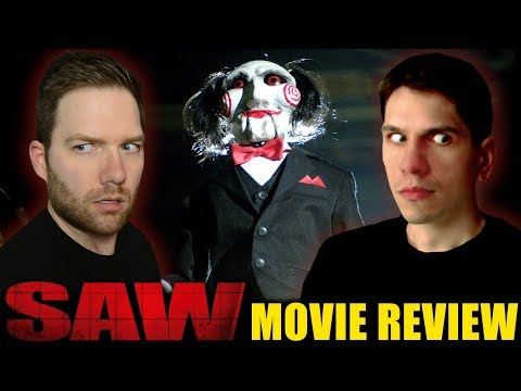 Saw - Movie Review
