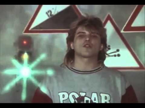 """Алексей Глызин """"Треугольник"""" песня из музыкальной кинокомедии """"Приморский бульвар"""". 1988 год."""