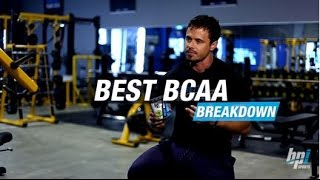 Best BCAA™ Breakdown - Know Your Supps - BPI Sports