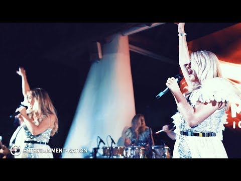 Divine Showband - Get Lucky Live In Marbella