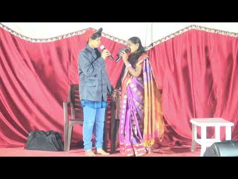 Telugu Christian Women's Skit On Christmas Celebrations @ Nunna 22-12-19