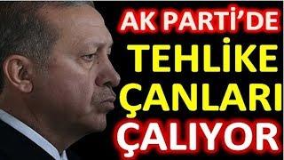 Ak Partide tehlike çanları çalıyor! İstanbul, Ankara, İzmir son yerel seçim anketi. Ak parti oyu ne?