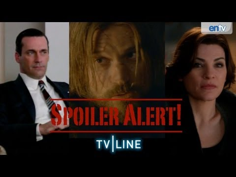 Latest from TVLine - Various Shows - 20th April 2013 [VIDEO]