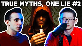 Urban Legends That (Mostly) Turned Out to Be True (TMOL Podcast #2)