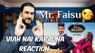 Reaction On Viah Nai Karauna Preetinder Mr Faisu U0026 Ankita