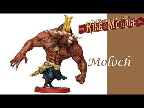 Rise of Moloch Painting: Moloch