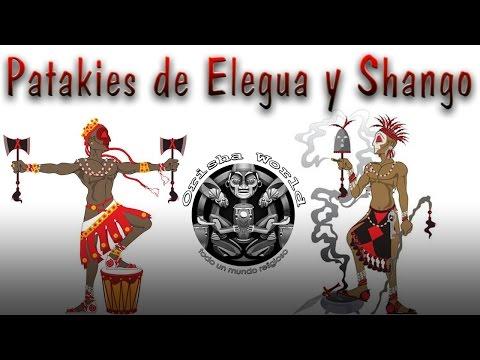 Descargar Patakies De Elegua Y Shango 07 Orisha World M