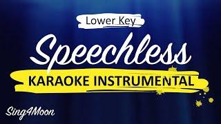 speechless karaoke lower - TH-Clip