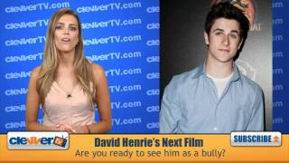 Дэвид Генри, David Henrie's New Movie