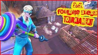 The Coolest Fortnite Tournament Ever! (Full Recap)
