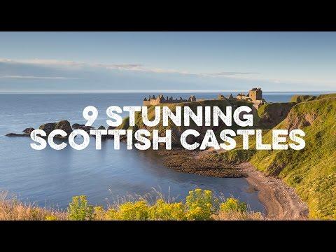 Mooie Schotse kastelen