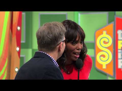 The Price Is Right - Aisha Tyler and Drew Carey!