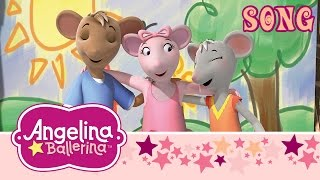 Angelina Ballerina - Dancing Butterfly (SONG)