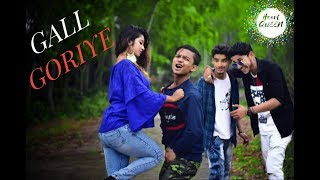 High Rated Gabru | Guru Randhawa | Latest Hindi Songs 2019 | Cute Love Story | Gal Goriye