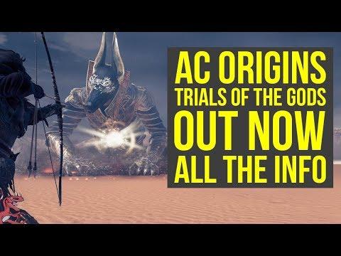 Trial Of The Gods Bug Assassins Creed Origins General