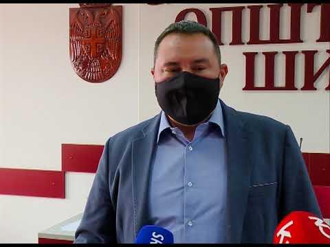 Zoran Semenović - Nove investicije u Šidu
