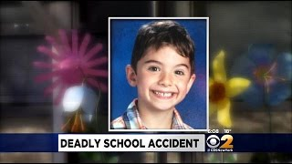 NJ Community Shocked When Child Is Killed By Bench