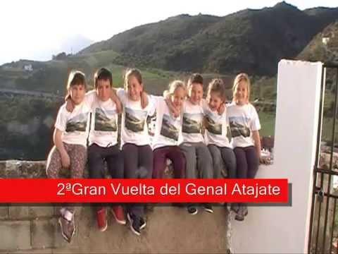 Promoción GVVG con los niños de Atajate