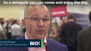BIO2018 Delegate Interview: Richard Rosser – B4