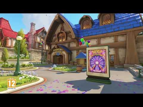 Overwatch : Blizzcon Presentation de la carte Blizzard World