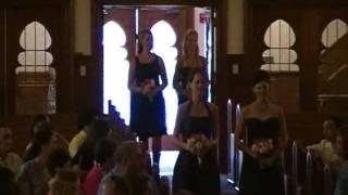 Melissa's Bridal Processional