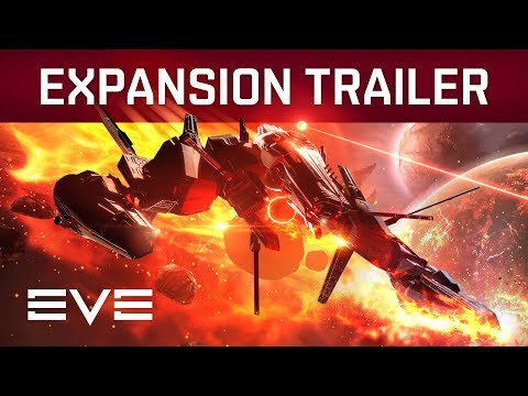 EVE Online - Invasion Cinematic Trailer