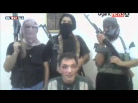 الجيش الحر يأسر مسلحاً من حزب الله