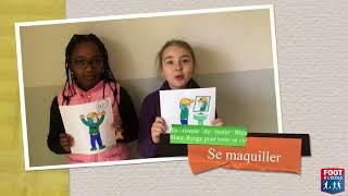 Foot à l'École : CM2 Pasteur A à Garches